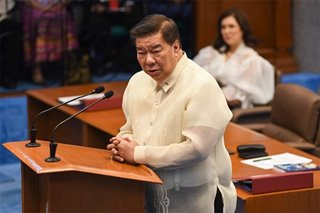 Drilon: Panelo should explain referral of rape-slay convict Sanchez's clemency plea