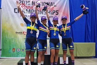 Cycling: Galedo leads ITT winners in national championships