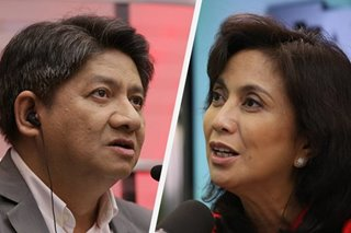 Bikoy's lawyer eyes impeachment case vs VP Robredo