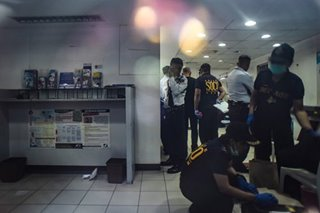 Manila top cop denies Binondo bank robbers in custody