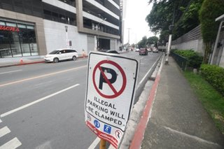 Greenhills traffic improved with parking ban in some areas: Zamora
