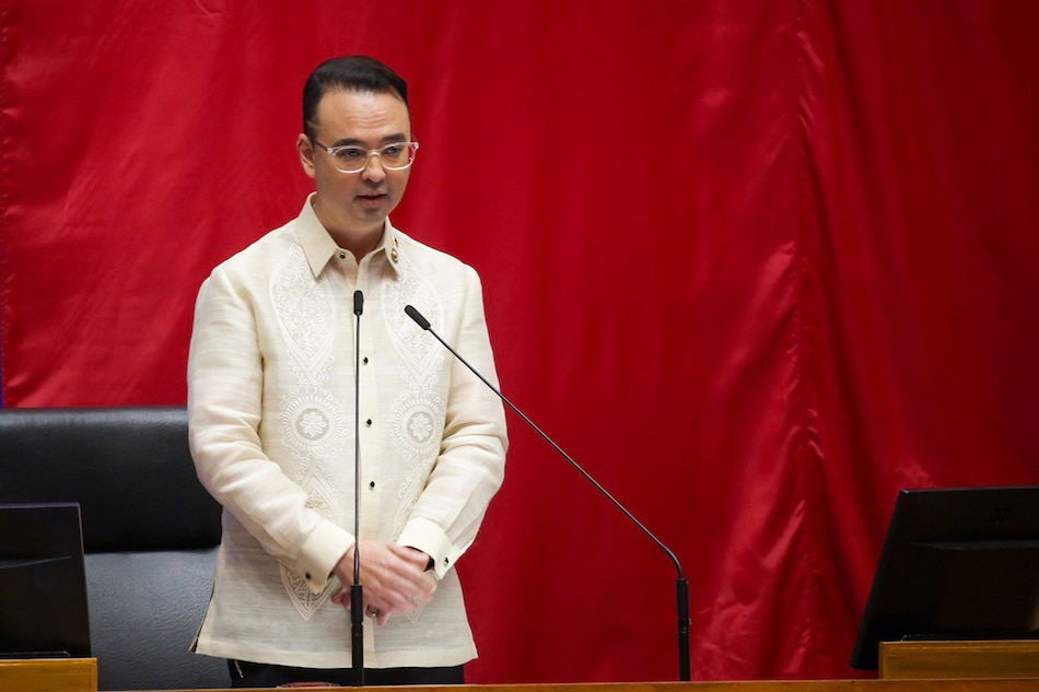 'So far, so good' for Cayetano as House Speaker