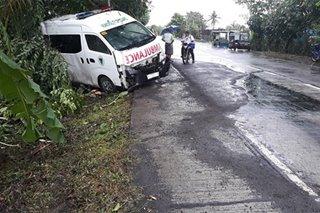 2 patay sa aksidente sa Camarines Sur