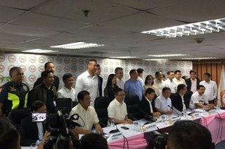 DILG binigyan ng 60 araw ang Metro mayors para linisin ang public roads