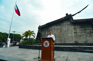 Isko Moreno to build public toilets in Liwasang Bonifacio