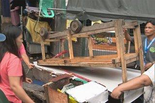 Baclaran, Pasay muling sinuyod sa clearing operations