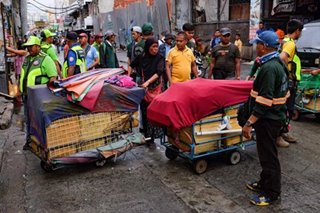All Metro Manila mayors complied with clearing order: DILG