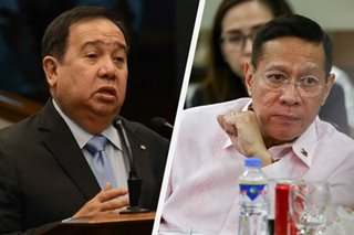 Gordon blames Duque after Duterte calls PH Red Cross 'greedy'