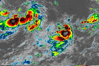 PAGASA keeps tabs on new LPA