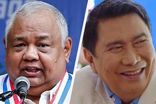 Medialdea files 3rd libel complaint vs Ramon Tulfo
