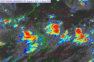 Hanna stirs monsoon rains, unlikely to make landfall: PAGASA