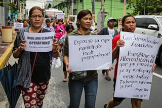 Caloocan vendors call for inclusion