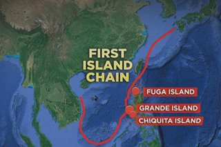 PH Navy alarmed by plans to let Chinese develop Luzon islands