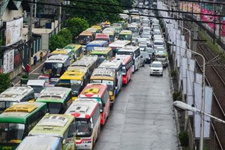 MMDA: Court order, optional participation diminished purpose of bus ban dry-run