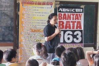 Bantay Bata 163, higit 20 taon nang tumutulong sa mga nangangailangang bata