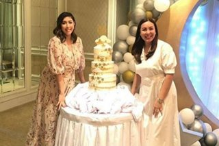 LOOK: Baby shower for Dani Barretto