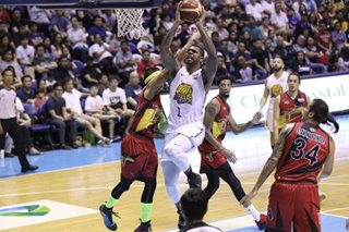 PBA: SMB's Arwind Santos downplays shouting match with TNT import
