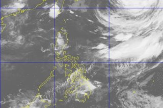 PAGASA: Cloudy skies, isolated rains over most parts of PH