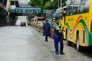MMDA to flag full buses along EDSA during metro-wide quarantine