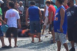Barangay chairman patay sa pamamaril sa Tondo