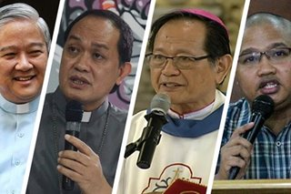 Bishops deny 'Bikoy' allegations, ask prosecutors to dismiss sedition rap