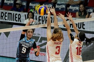 PVL: Adamson newcomers show might to book opening win vs San Beda