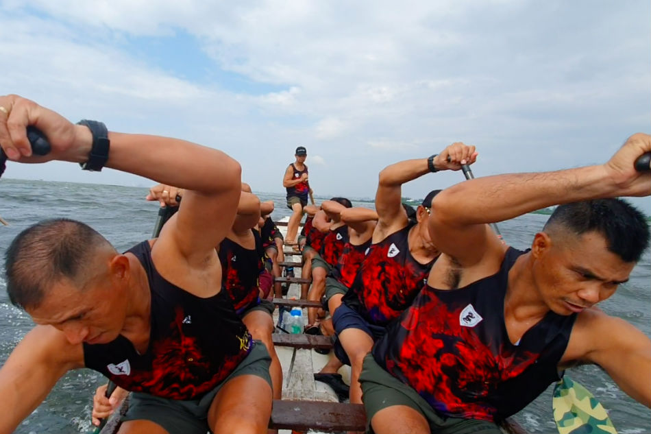 Pinoy dragon-boat team eyes glory in world tilt in Thailand