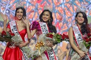 Mutya ng Pilipinas winners