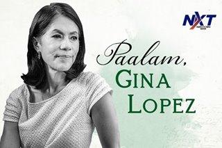 Paalam, Gina Lopez