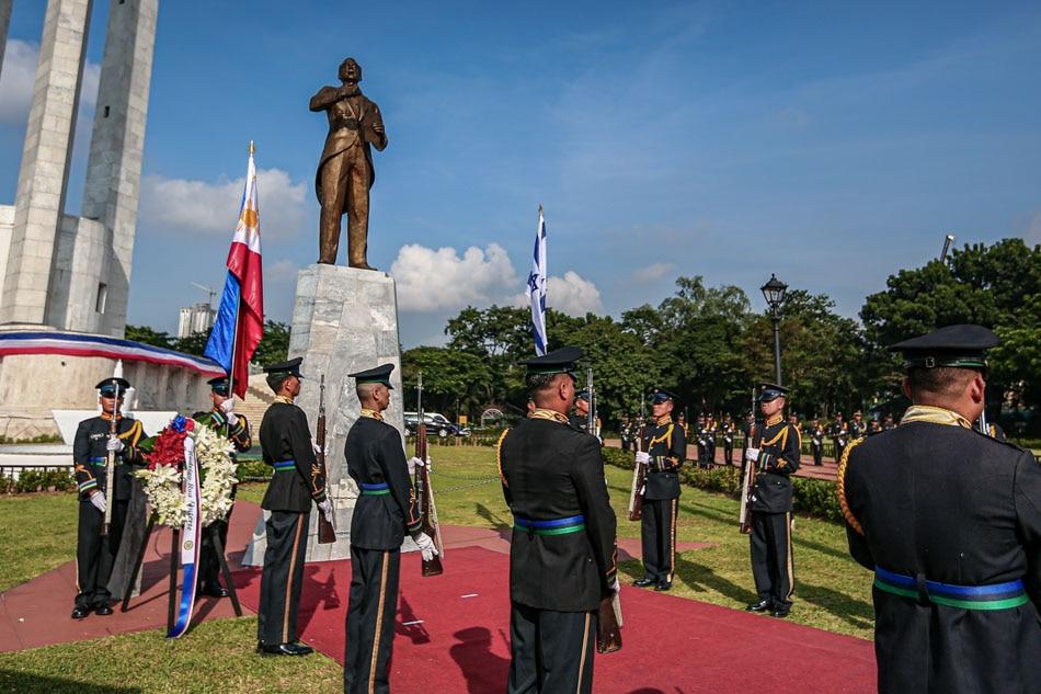 Honoring Quezon