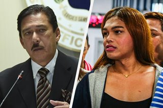 'May pila sa ladies' room': Sotto blasts 'deception' in trans woman's viral video