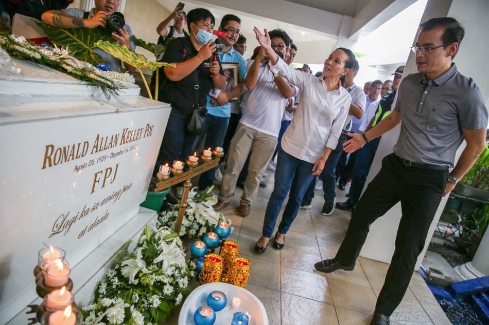 FPJ honored on 80th birthday