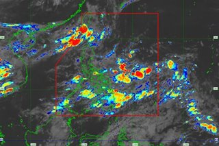 New tropical depression Ineng brewing off Catanduanes: PAGASA