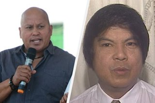 'Why not?': Bato says rape-slay convict Sanchez 'deserves second chance'
