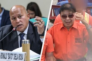 'Bato' says Sanchez should have been sentenced to death