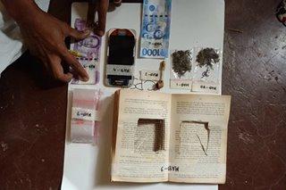 Lalaking nagtago ng marijuana sa pocket book, timbog sa Iloilo