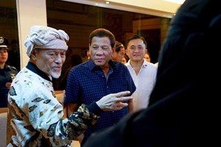 Misuari wants to include OIC in Mindanao peace talks