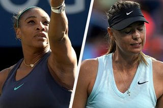Tennis: Serena v Sharapova to headline Day One at U.S. Open