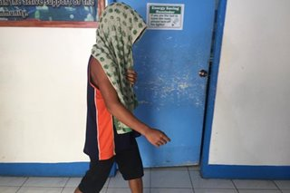 Teenager timbog sa pananaksak ng ginang sa Laguna