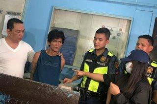 Lalaking nangholdap ng estudyante sa Malate, arestado