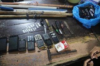 Shabu narekober sa bilangguan sa South Cotabato