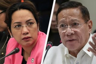 Garin confirms Duque 'verbally threatened' her
