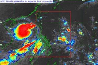 PAGASA lifts wind signals ahead of Jenny's exit