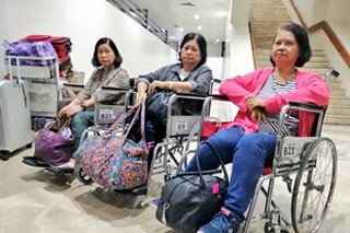 3 PH teachers stranded in China reach settlement with Chinese airline