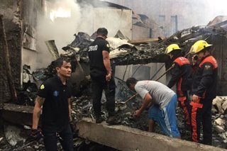 9 fatalities in Calamba plane crash named