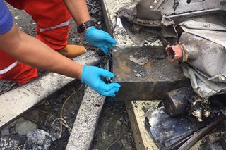 Flight recorder from crashed jet in Calamba retrieved