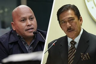 Dela Rosa may be quizzed over released convicts: Sotto