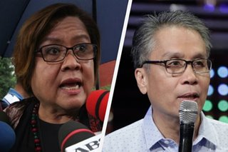 Ombudsman wants De Lima, Roxas to clarify GCTA rules for convicts