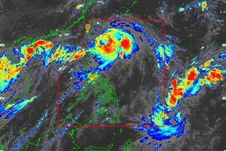 'Liwayway' continues to intensify as it moves north