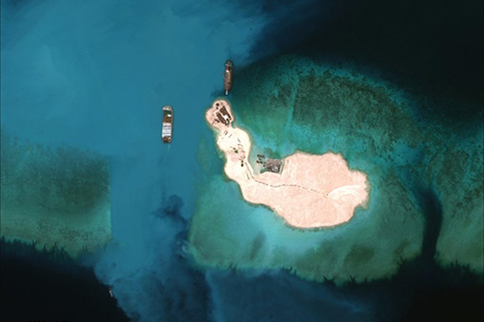 'Environmental atrocities' in the South China Sea